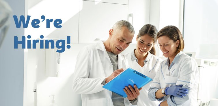 Recruitment Alpha Dental header, an NHS dentist in Chester-le-Street
