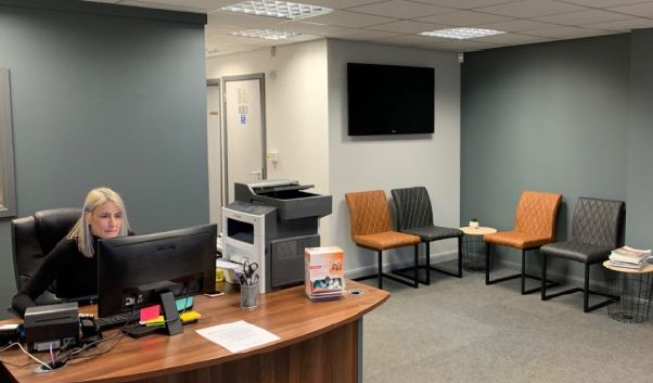 Windmill Orthodontic's dental surgery in York